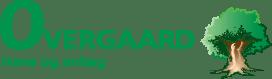 Anlægsgartner Fyn, Overgaard Have og Anlæg logo